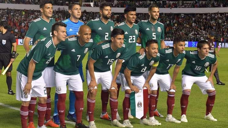 5686ac55cd1f6 La Selección Mexicana cae en el Ranking de la FIFA
