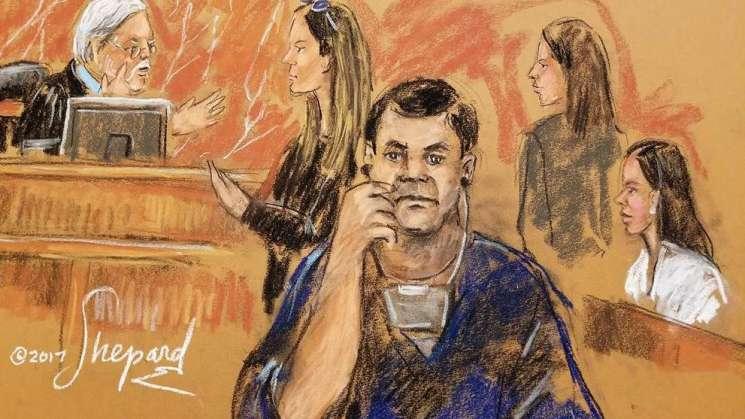 Resultado de imagen para Juicio Chapo Guzmán