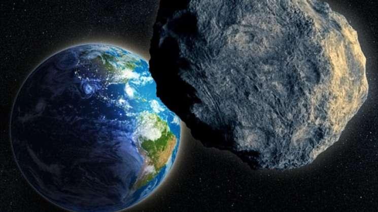 Enorme asteroide se acerca a toda velocidad hacia la Tierra