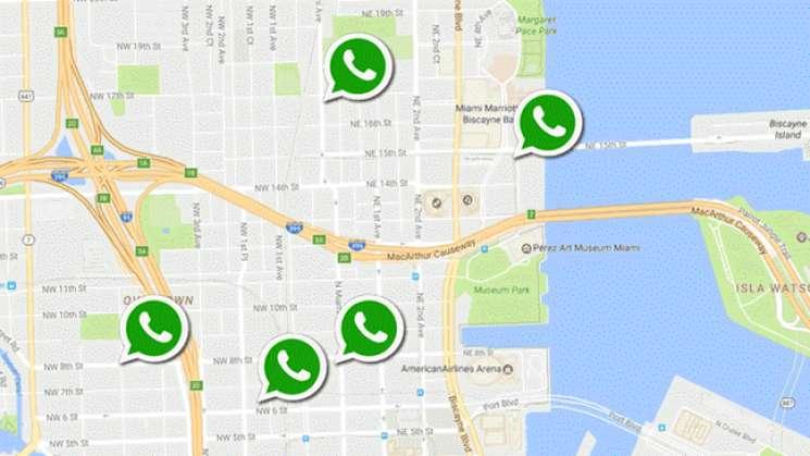 Con este truco conocerás dónde están tus amigos — WhatsApp