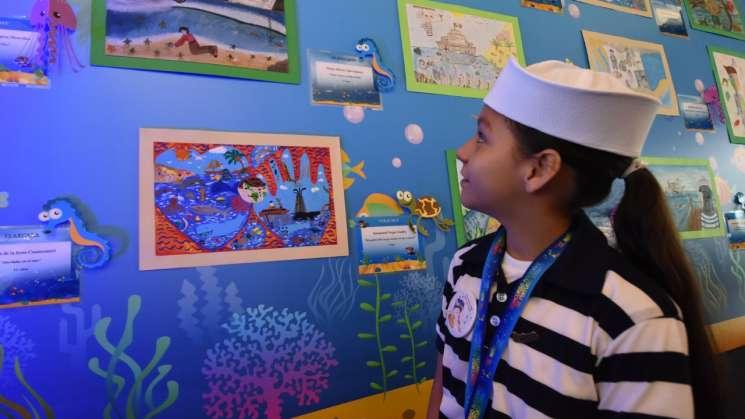 Semar invita al XLII Concurso Nacional de Pintura Infantil