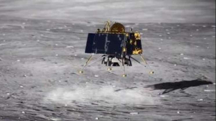 La India logró aterrizar en la Luna… más o menos