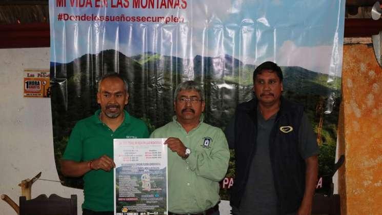 A conquistar las montañas de San Pablo Etla - Ciudadania Express