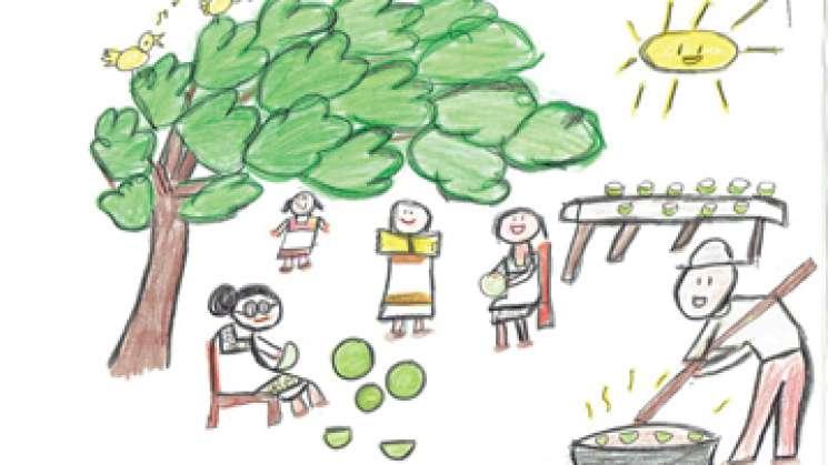 Entregan Premios De Concurso Nacional De Dibujo Infantil Cndi